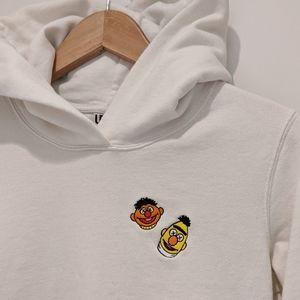 Uniqlo x Kaws x Sesame Street Wmn's Graphic Hoodie